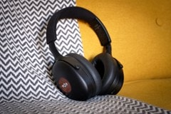 House of Marley Positive Vibration XL ANC Black Bluetooth Active Noise Cancelling Headphones - 3