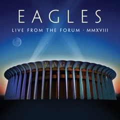 Live from the Forum MMXVIII - 2CD & Blu-ray - 2