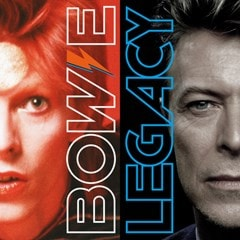 Legacy: The Best of Bowie - 1
