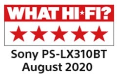 Sony PSLX310BT Bluetooth Turntable - 6