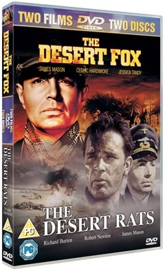 The Desert Fox/The Desert Rats - 2