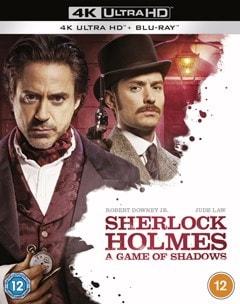 Sherlock Holmes: A Game of Shadows - 1