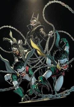 Dark Nights Metal: The Nightmare Batmen - 1