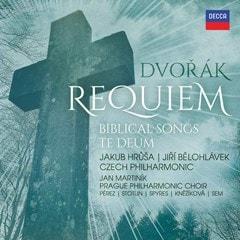 Dvorak: Requiem/Biblical Songs/Te Deum - 1