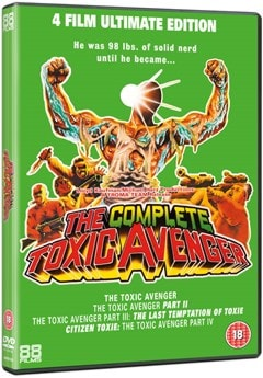 The Complete Toxic Avenger - 2