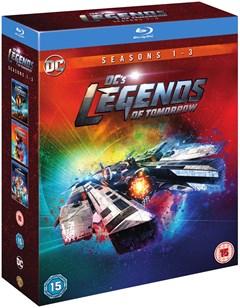 DC's Legends of Tomorrow: Seasons 1-3 - 2