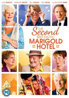 The Second Best Exotic Marigold Hotel - 1