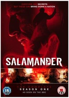 Salamander - 1