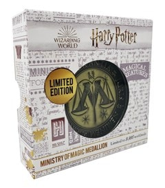 Harry Potter: Ministry of Magic Medallion (online only) - 3
