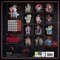 Stranger Things Square 2022 Calendar - 2