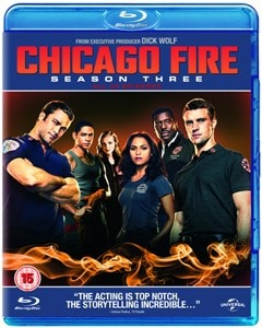 Chicago Fire: Season Three - 1