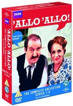 'Allo 'Allo: The Complete Series 1-9 - 2