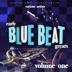 Early Blue Beat Greats - Volume 1 - 1
