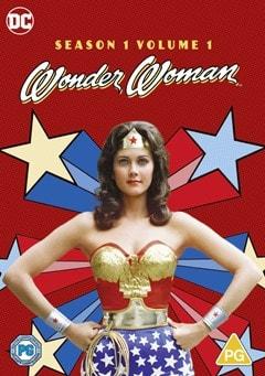 Wonder Woman: Season 1 - Volume 1 - 1