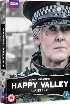 Happy Valley: Series 1-2 - 2