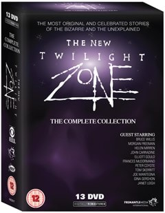 The New Twilight Zone: The Complete Collection - 2