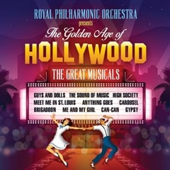 Royal Philharmonic Orchestra Presents the Golden Age of Hollywood: The Great Musicals - 1