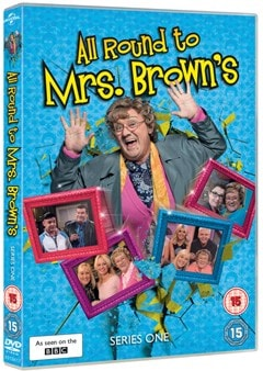 All Round to Mrs Brown's: Series 1 - 2