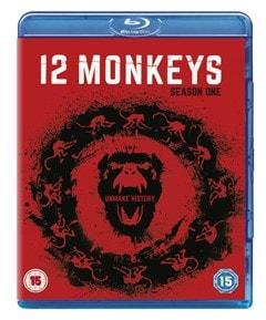 12 Monkeys: Season 1 - 1