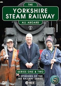 The Yorkshire Steam Railway: Series 1-2 - 1