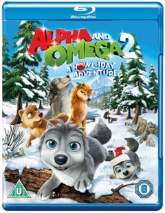 Alpha and Omega 2 - A Howl-iday Adventure - 1