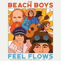 Feel Flows: The Sunflower & Surf's Up Sessions 1969-1971 - 2