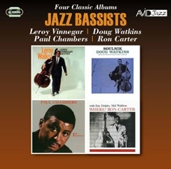 Jazz Bassists: Four Classic Albums - 1