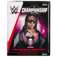 Bret Hart: WWE Championship Figurine: Hero Collector - 4