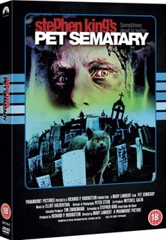 Pet Sematary - Retro Classics (hmv Exclusive) - 2