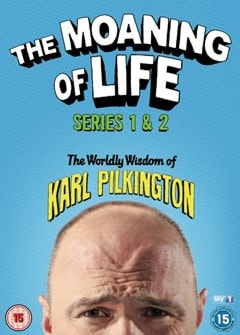 The Moaning of Life: Series 1-2 - 1
