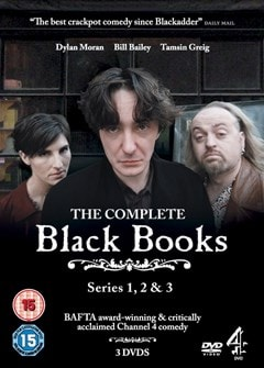 Black Books: Series 1-3 - 1