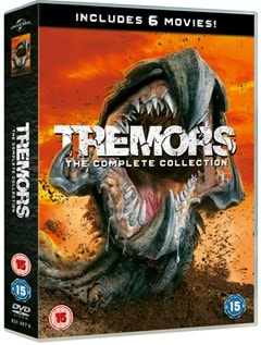 Tremors: The Complete Collection - 2