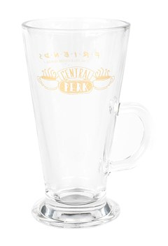 Central Perk: Friends Latte Glass - 1