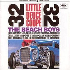 Little Deuce Coupe/All Summer Long - 1
