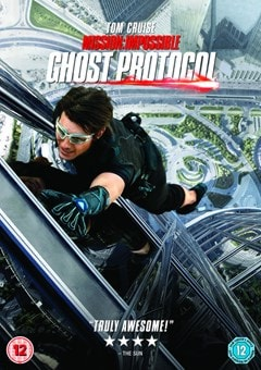 Mission: Impossible - Ghost Protocol - 1