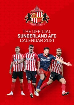 Sunderland FC: Football A3 2021 Calendar - 1