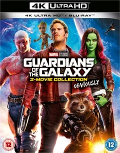 Guardians of the Galaxy: Vol. 1 & 2 - 1