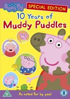 Peppa Pig: 10 Years of Muddy Puddles - 1