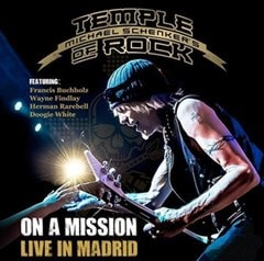 On a Mission: Live in Madrid - 1