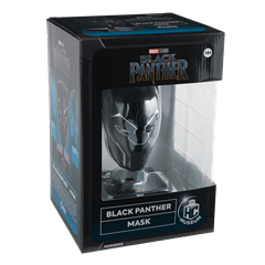 Black Panther Mask: Marvel Museum Replica Hero Collector - 6