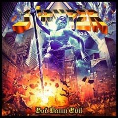 God Damn Evil - 1