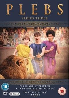Plebs: Series Three - 1