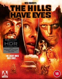 The Hills Have Eyes Limited Collector's Edition - 2