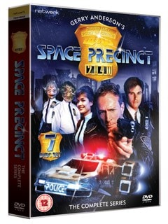Space Precinct: The Complete Series - 2