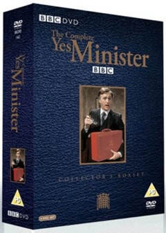 Yes, Minister: The Complete Series 1-3 - 1