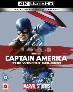 Captain America: The Winter Soldier - 1