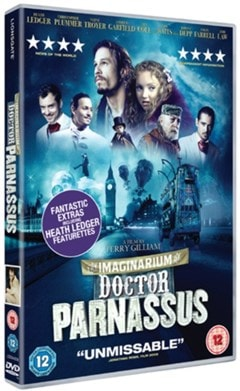 The Imaginarium of Doctor Parnassus - 1