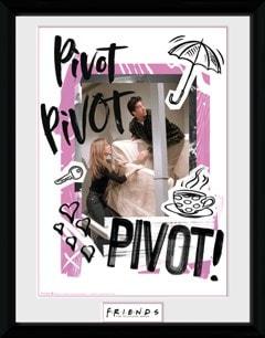 Friends: Pivot Framed Photographic Print - 1