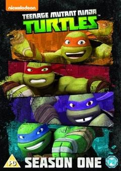 Teenage Mutant Ninja Turtles: Season 1 - First Mutations - 1