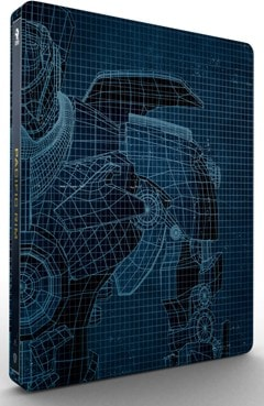 Pacific Rim Titans of Cult Limited Edition 4K Steelbook - 3